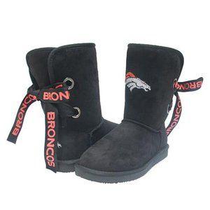 NFL Cuce Women's Patron Bow Boots
